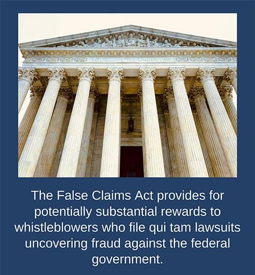Federal False Claims Act